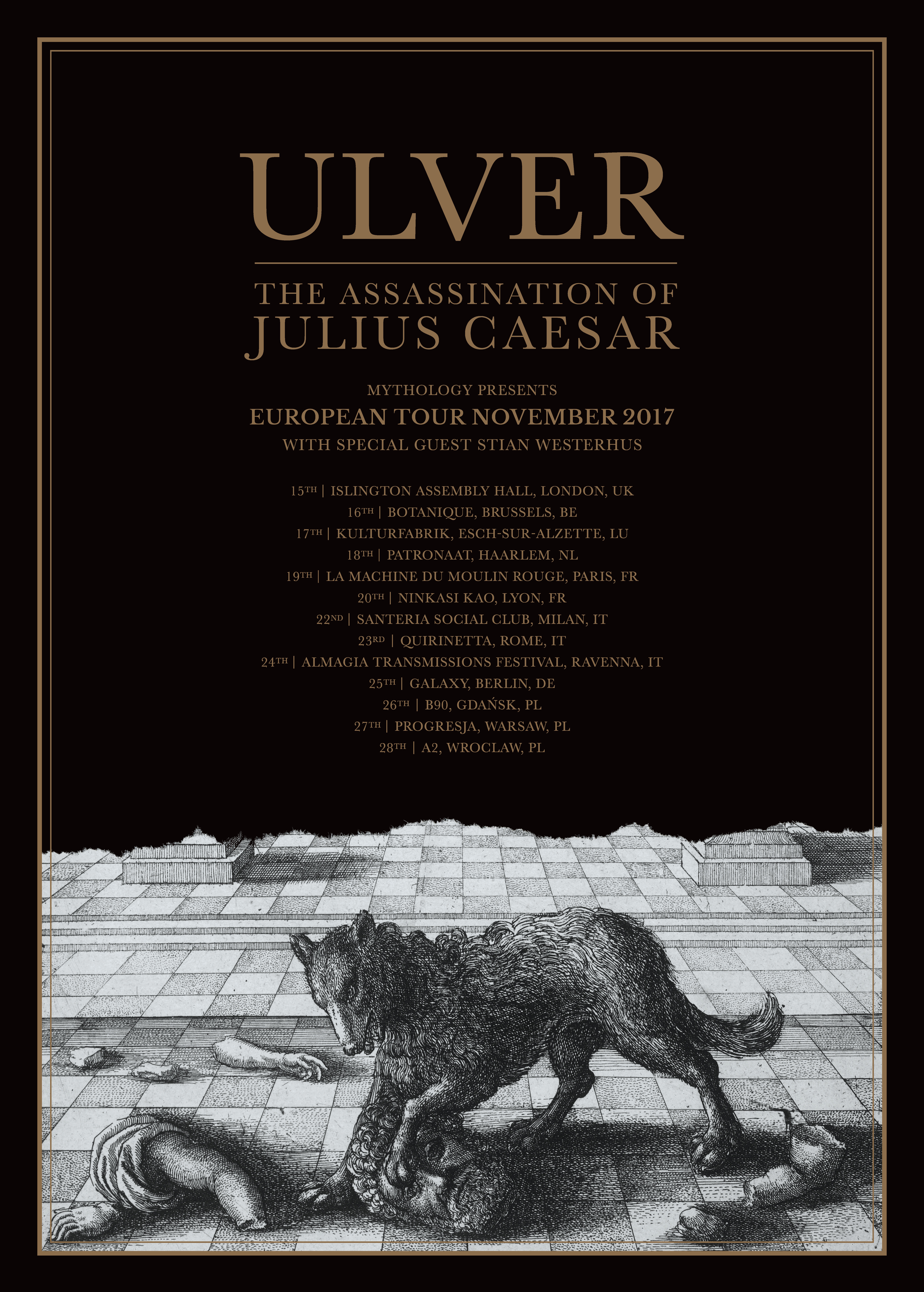 ULVER OFFICIAL HOMEPAGE